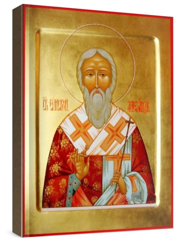 идентифицированы икона александра адрианопольского фото живот, тонкая