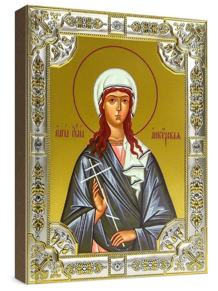 женщин фото иконы иулии анкирской зрелом